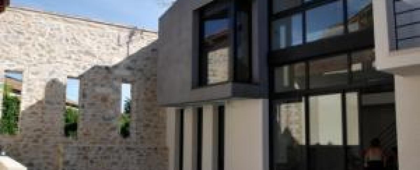 Réno Contemporaine à Saint Nazaire de Pézan