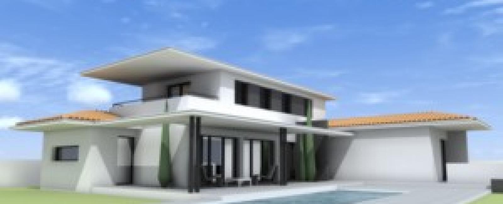 Maison Contemporaine à Mus (30)