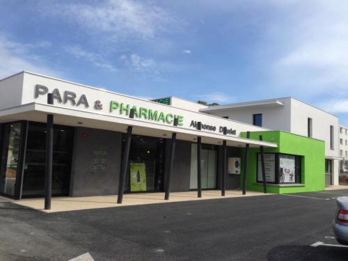 Construction d'un centre médical et d'une Pharmacie à Vauvert