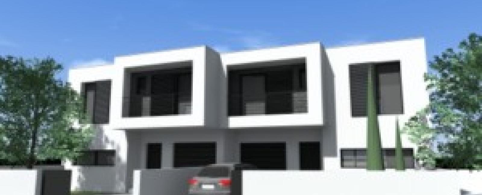 Maisons jumelées à Clarensac