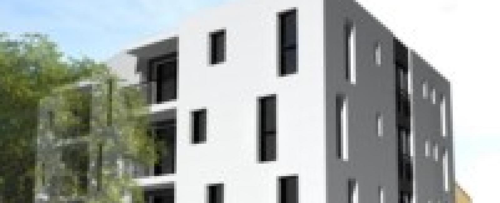 Logements collectifs à Uchaud