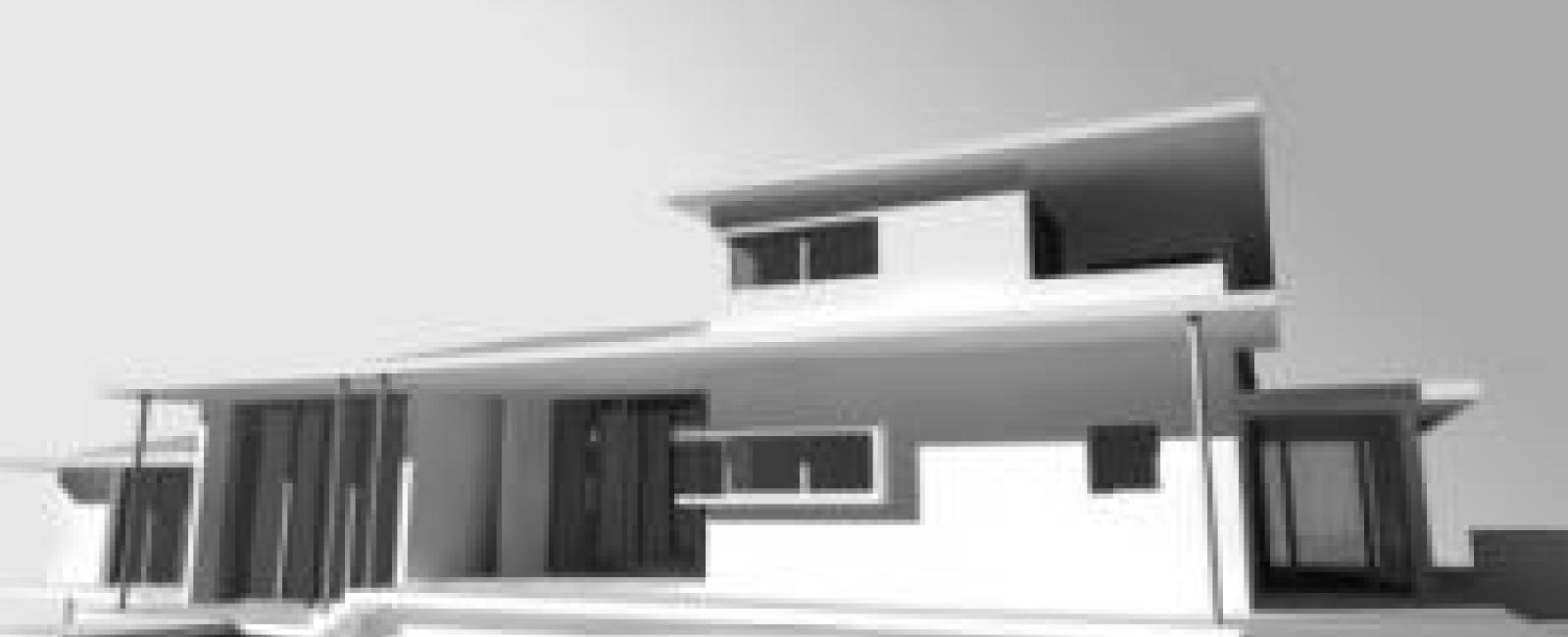 Maison contemporaine à St clément de rivière
