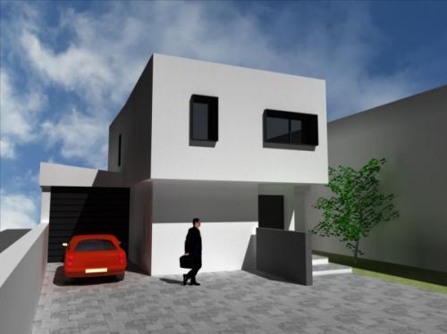Extension d'une maison à la Grande Motte
