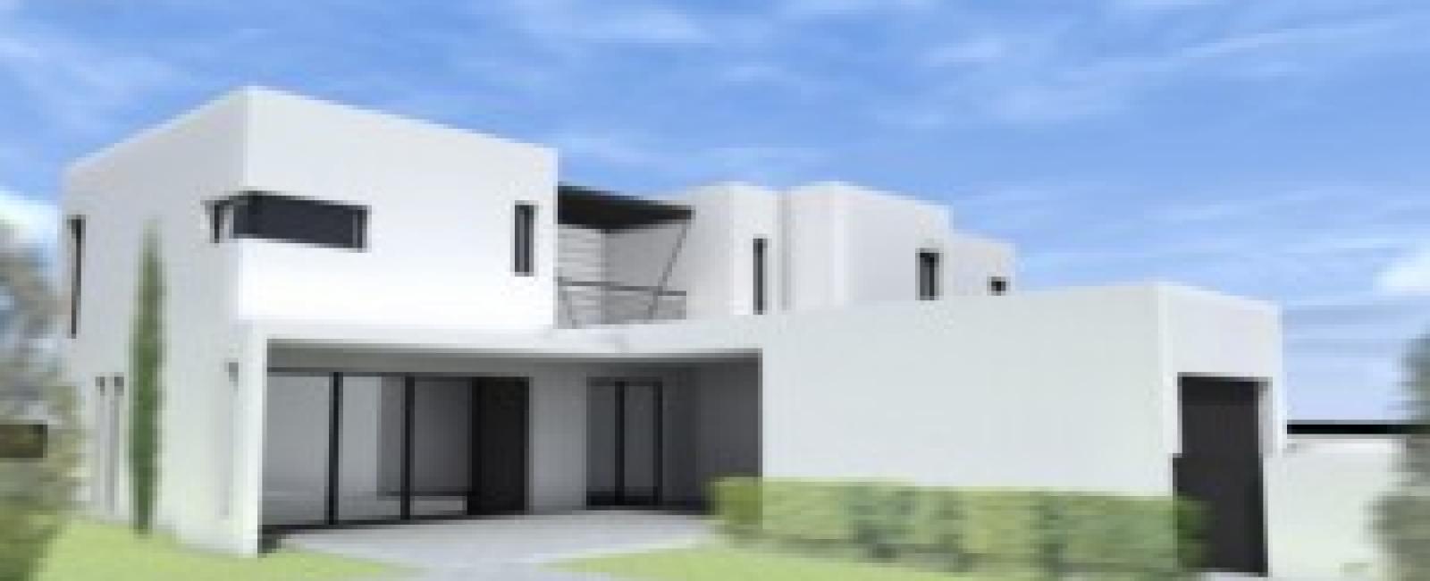 Maison en bande (habitat groupé)