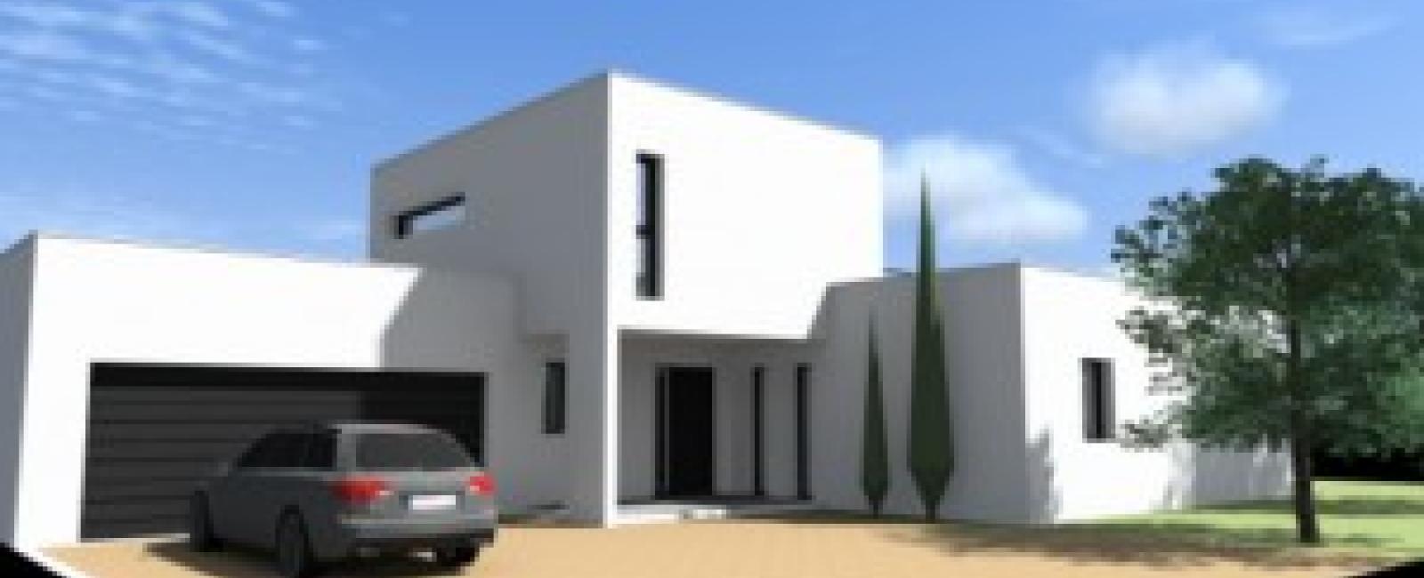 architecte montpellier maison individuelle ventana blog. Black Bedroom Furniture Sets. Home Design Ideas