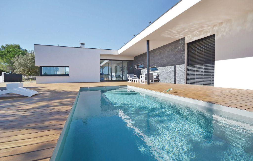 Constructeur maison contemporaine dans le gard ventana blog for Constructeur maison moderne gard